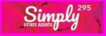 Simply295 Estate Agents logo