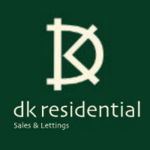DK Residential Estate Agents, Trowbridge logo
