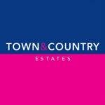Town and Country Estates, Trowbridge logo