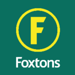Foxtons, New Homes North West. logo