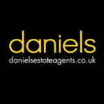 Daniels Estate Agents, Sudbury and Harrow logo