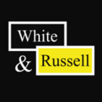 White & Russell logo
