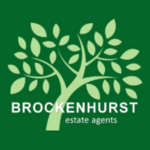 Brockenhurst (Ludgershall) logo