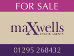Maxwells Estate Agents logo