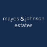 Mayes & Johnson Estates, Broadstairs logo