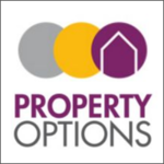 Property Options sales & lettings, Derby logo