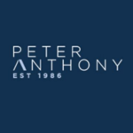 Peter Anthony Stockport, Stockport logo