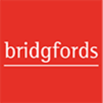 Bridgfords, Denton logo