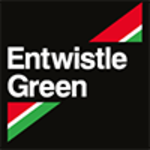 Entwistle Green (Lettings), Blackpool logo
