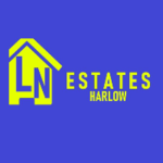 LN Estates, Harlow logo
