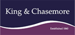 King & Chasemore (Lettings), Kemp Town logo