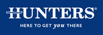 Hunters, Wotton-under-edge logo