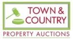Town & Country Property Auctions, Bournemouth logo