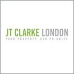 JT Clarke London, Queens Road logo
