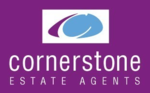 Cornerstone Estate Agents, Huddersfield logo
