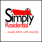 Simply Residential Estate Agents, Bolton logo