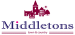 Middletons Estate Agents, Melton Mowbray logo
