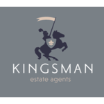 Kingsman Estate Agents, Warwick logo