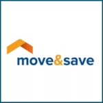 Move & Save, Nottingham logo