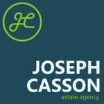 Joseph Casson Estate Agency, Bridgwater logo