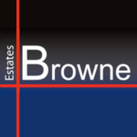 Browne Estates, Bromley logo