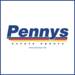 Pennys Estate Agents, Seaton logo