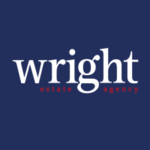 The Wright Estate Agency, Freshwater logo