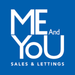Me and You Estate Agents, Cheltenham logo