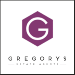 Gregorys Estate Agents, Keynsham logo