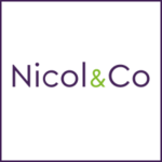 Nicol & Co, Droitwich Land & New Homes logo