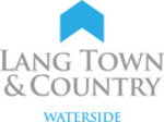 Lang Town & Country, Waterside logo