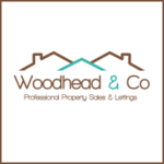 Woodhead & Co, Wellingborough logo