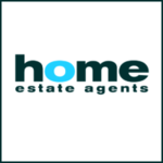 Home Estate Agents, Bedford logo