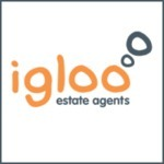 Igloo Estate Agents, Hamilton logo