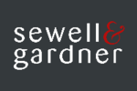 Sewell & Gardner, Land & New Homes logo