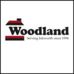 Woodland Estates, Isleworth logo