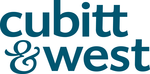 Cubitt & West, Emsworth logo
