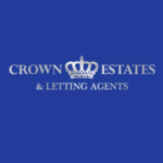 Crown Estate & Letting Agents, Blackburn logo