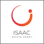 Isaac Estate Agent, High Wycombe logo