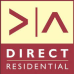 Direct Residential, Epsom logo