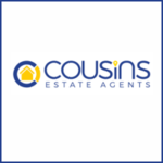 Cousins Estate Agents, Commercial UK logo