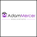 Adam Mercer Real Estate, Hounslow logo