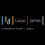 Lucas James Estate Agents, Seaton Delaval logo
