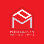 Peter Morgan Estate Agents, Port Talbot logo