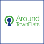 Around Town Flats, Manchester logo