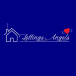 Lettings Angels, Cardiff logo