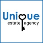 Unique Estate Agency, Fleetwood logo