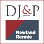 DJ & P Newland Rennie, Wotton-Under-Edge logo