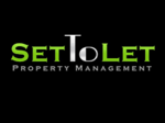 Set To Let, Leicester logo