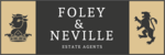 Foley and Neville Estate Agents, Cowbeech logo